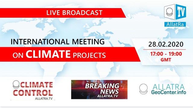 Climate investigation